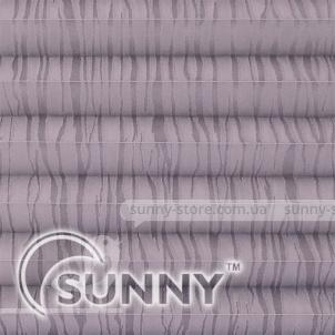 GOBI 6113 dust purple - ткань на шторы плиссе Sunny