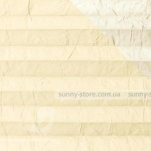 OSLO PERLA 2252 Light Beige - ткань на шторы плиссе Sunny